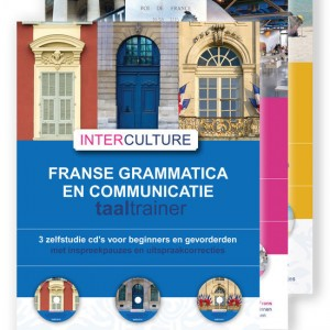 Franse grammatica en communicatie 9 cd's
