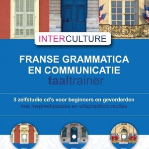 Franse grammatica en communicatie 3 cd's